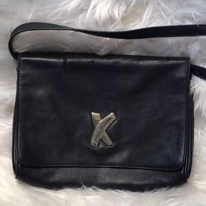 Paloma Picasso Made in Italy Leather Bag
